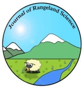 Journal of Rangeland Science, 215, Vol. 5, No. 2 Barkhordari and Semsar Yazdi /83 Contents available at ISC and SID Journal homepage: www.rangeland.