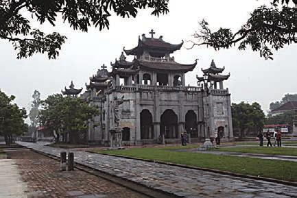 Chapter 9. Stone Heritage of Vietnam to the south of Hanoi.