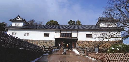 Shogunate (1600-1867), Hikone Castle, located at a strategically vital location, was given to Ii, one of his most trusted generals, as a reward for his distinguished contribution during the battle.
