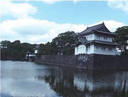 Chapter 3. Stone Heritage of Japan 3.2.3 Edo Castle The Old Edo Castle was built in the 15 th Century.