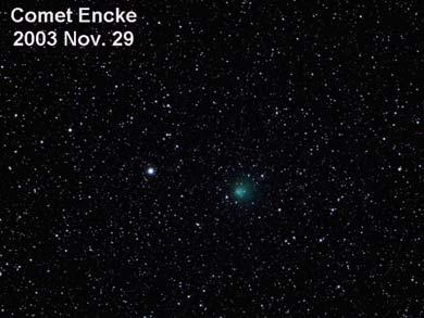 Hale-Bopp] A long period comet can be changed