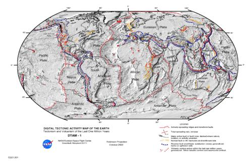 Other Factors- Plate Tectonics Tectonic plates have shifted across Earth s surface for billions of years Greenland