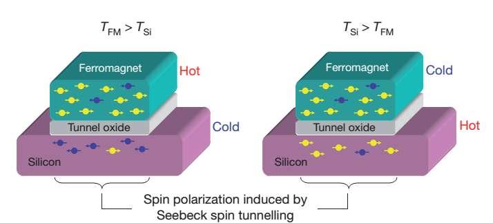 Semiconductor Thermal Spin