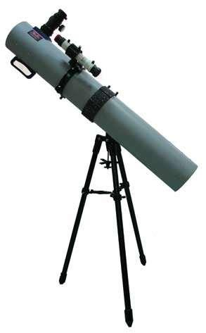 Types of Telescopes Type Reflecting (Optical) How is it made?