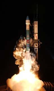 August 25, 2003 Cape Canaveral 4m tall,