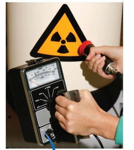 it. 3. Geiger counter.