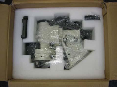 2. ieq45 TM Assembly 2.1. Parts List 2 There are two shipping boxes.