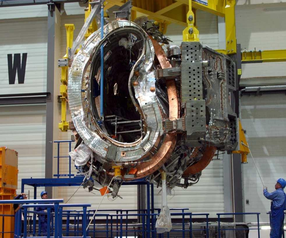 With Wendelstein-7X, stellarators are catching up Complex technological