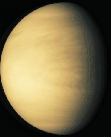 Venus Facts! Radius 0.95 Earth Surface gravity 0.90 Earth Mass 0.82 Earth Distance from Sun 0.72 AU Orbit Eccentricity 0.