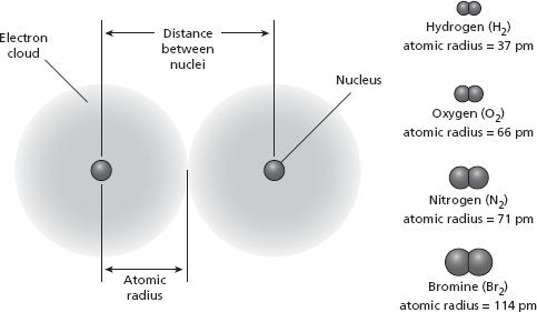 Introduction to Atoms Read the passage and study the figure below it. Then use a separate sheet of paper to answer the questions that follow the figure. Exactly How Small Is It?