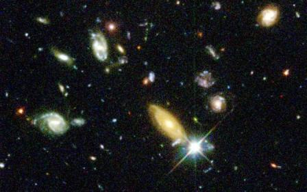 The Hubble Deep Field - This is exactly what Bob Williams, then STScI Director, decided to do in 1994.