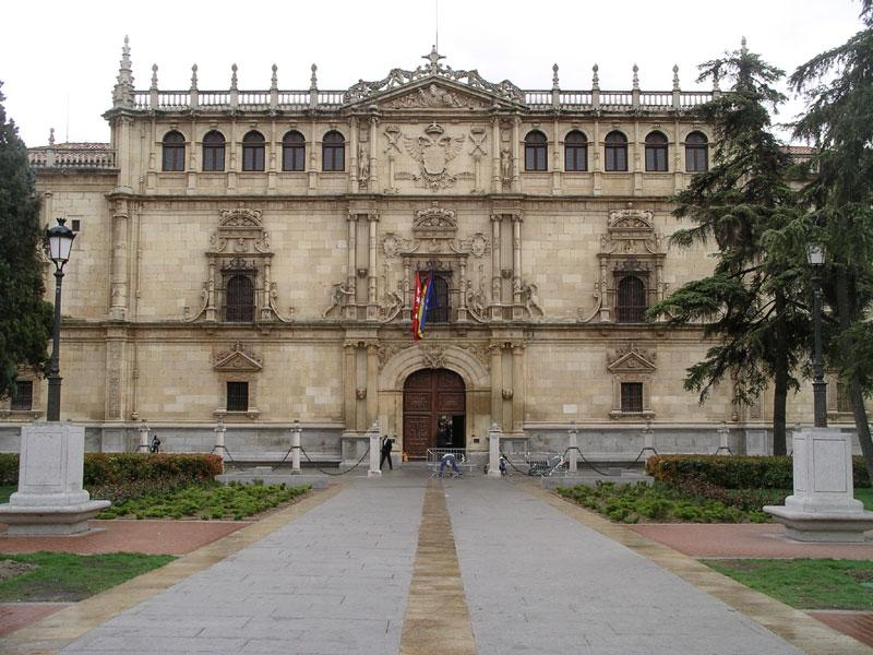 UNIVERSITY COMPLUTENSE OF MADRID Founded in 1499