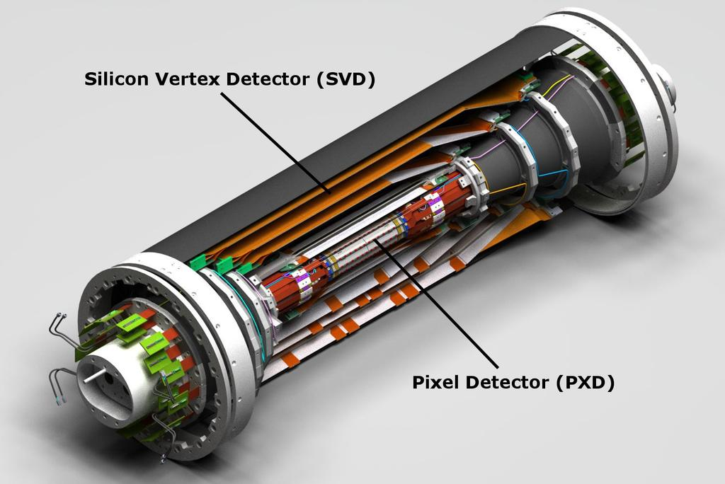 Belle II Pixel Vertex Detector 40 times increase of luminosity higher