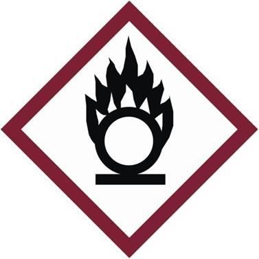 Oxidizing Gases and Liquids Gas, liquid, or solid while in itself is not necessarily combustible, combined with