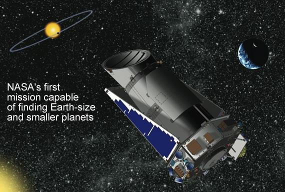 Kepler Mission The Kepler mission, launched in 2009, aims to