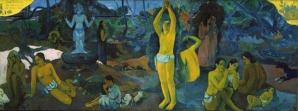 Where Do We Come From? What Are We? Where Are We Going? Paul Gauguin, 1897 Long-standing questions.