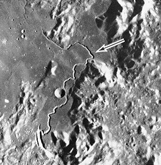 Volcanism - Hadley Rille