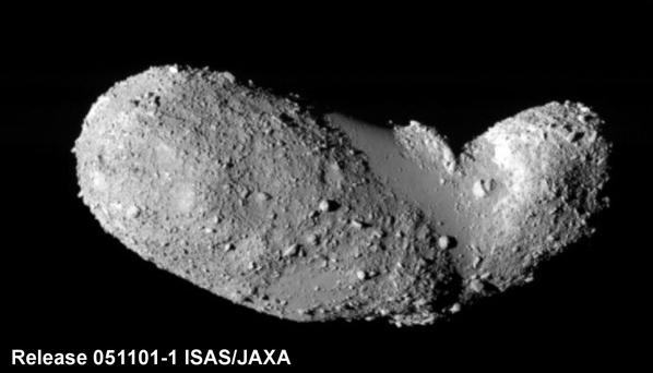 25 An asteroid mission in progress the Japanese Hayabusa