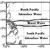 No.2 SUN Chaohui et al.: Application of Argo data in the Analysis of Water Masses in the Northwest Pacific Ocean 9 950 m.