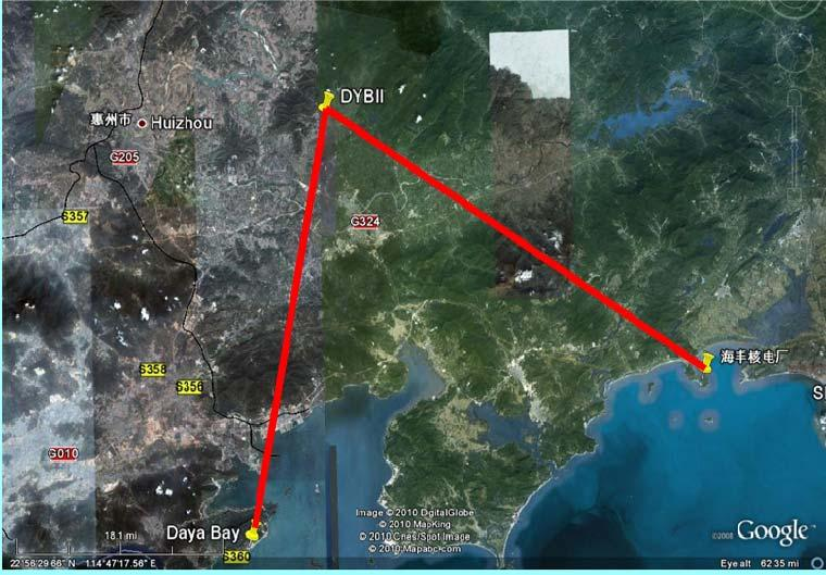 Next generation Neutrino Experiment in China 60 km from Daya Bay and