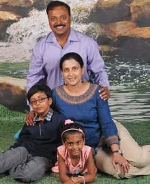 Reddy & Family