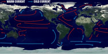 Surface Current Circulation Map YouTube - The