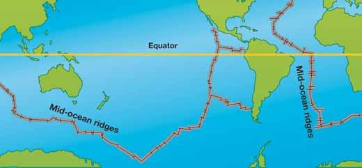 Plate tectonics chapter 8 pdf chapter 8 plate tectonics 82 sea floor spreading in wegener s time the sciox Images