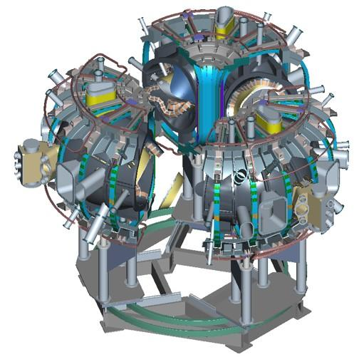 NCSX Figure : National Compact Stellarator experiment at PPPL http://ncsx.pppl.