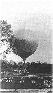 Hess 1912 (1936 Nobel prize) and Kolhörster 1914 manned balloon ascents up to 5-9 km: the average ionization increases
