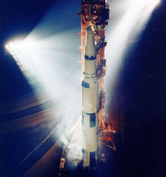 Picture of Saturn V