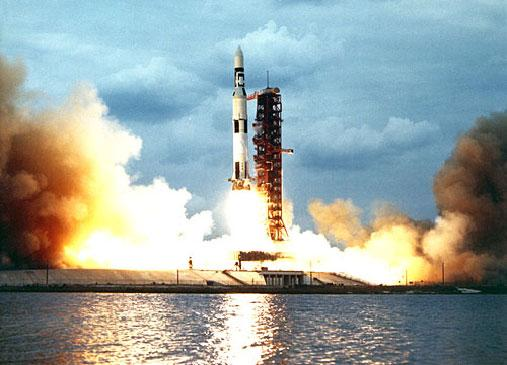 Picture of SaturnV