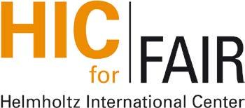 HIC for FAIR Annual Report 2014 by Marcus Bleicher, Gabriela Meyer, Peter Kreutz Since it was founded in 2008, HIC for FAIR has been committed to excellence in FAIR-related scientific research and