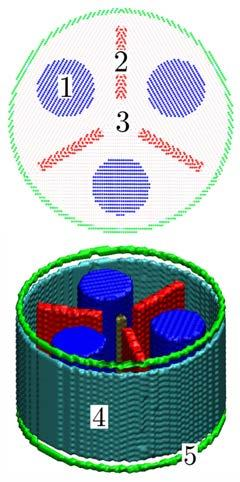 Diffusion processes in nanostructured materials Collaborators: G.B. Sushko 1, A.V.