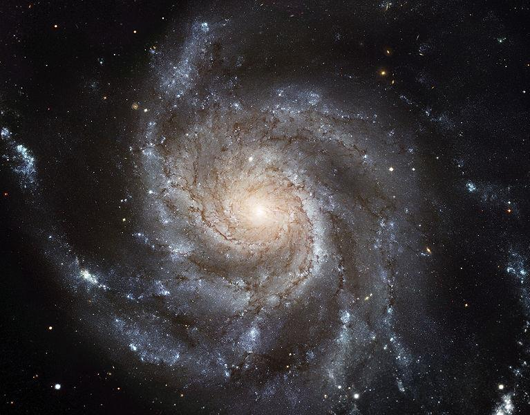 SPIRAL GALAXIES Pin-wheel shaped Examples: The Milky Way Andromeda 2 million light years away Whirlpool