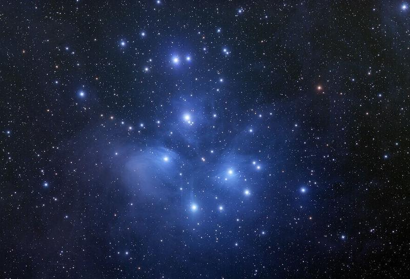of stars Over 1,100 known,