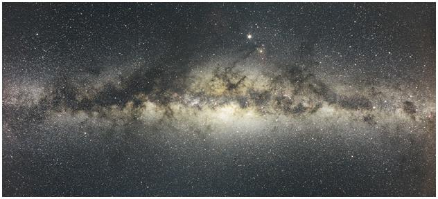 23. The Milky Way Galaxy The Sun s location in the Milky Way galaxy Nonvisible Milky Way galaxy observations The Milky Way has spiral arms Dark matter in the Milky