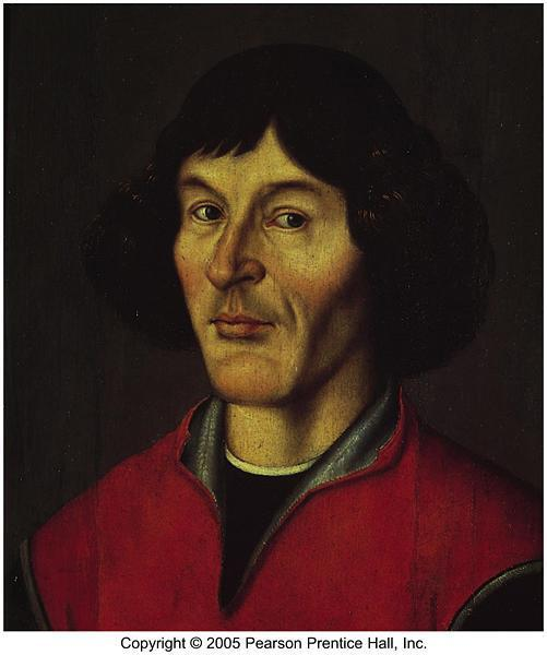 Copernicus (1473-1543) In the early 1500 s the polish astronomer Copernicus developed the heliocentric model. Helios means sun in Greek.