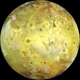 Different Big Moons - Io Io is a moon of Jupiter It