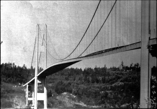 Eigenvalues and Eigenvectors Tacoma Bridge: 4 months after opening it crashed The oscillations of the bridge were caused by the frequency of wind