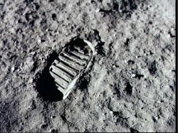 regolith was formed over billions of years by constant meteorite impacts on the surface of the Moon.
