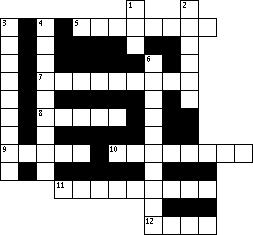 "7 ACROSS ""The LORD answered Job out of the."" JOB 38:1 4 DOWN The LORD asked, ""Who is this who darkens counsel by words without."