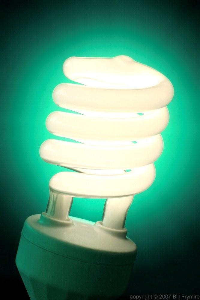 Fluorescent light bulbs use a method of producing light called fluorescence. A fluorescent light tube uses this method of producing light.