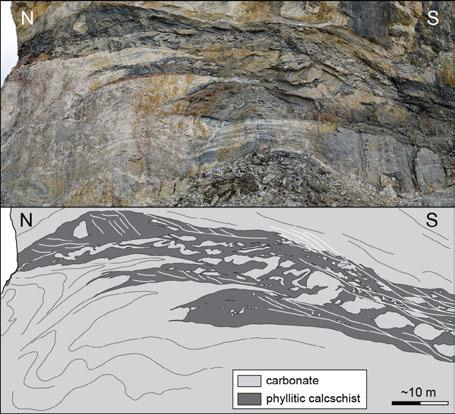 30 Symposium 2: Structural Geology, Tectonics and Geodynamics 2.4 The nature of the Frilihorn nappe (Valais, Switzerland) Scheiber Thomas, Pfiffner O.