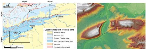 P 2.7 The Born Engelberg Anticline (Eastern Jura Mountains): New insights from balanced cross sections and 3D modelling Arndt Dirk, Jordan Peter & Madritsch Herfried 2 Böhringer AG, Mühlegasse 0,
