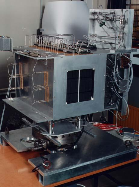 TRD Test Beam Results I 20 layer TRD detector in the test beam at CERN in 2000 we have recorded 3 million events providing signals for protons,