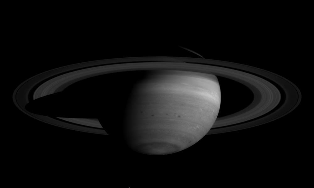 15 Motion of Saturn s Atmosphere