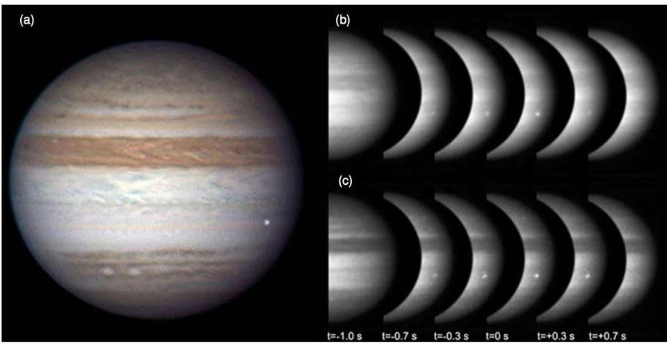 Jupiter smashed AGAIN in June