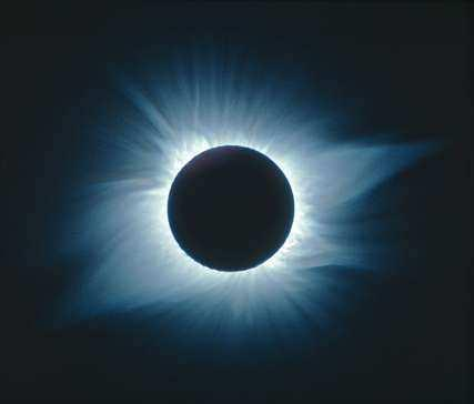 Autumn d) Winter 9º In a solar eclipse a) The sun is between the earth and the moon.