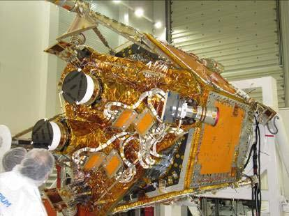 9 SPOT6&7 configuration Successful Launch from India September 2012 with PSLV C21 2 Electronic Units in cold
