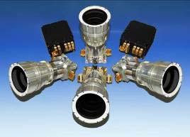 7 HYDRA Family CMOS detector Star Tracker solutions based on : Same 23 deg FOV Optical Head Spacewire I/F Same electronic